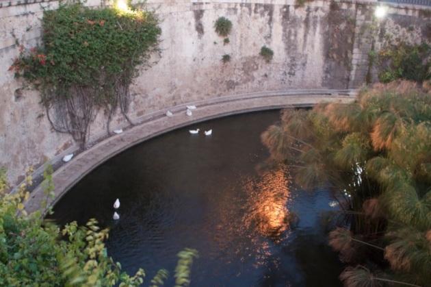 Fuente Aretusa