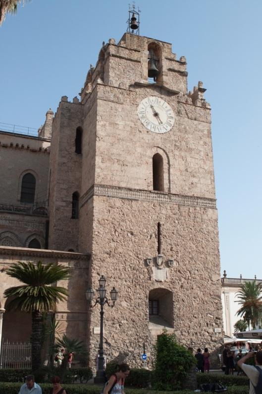 Torre de la catedral de Monreale