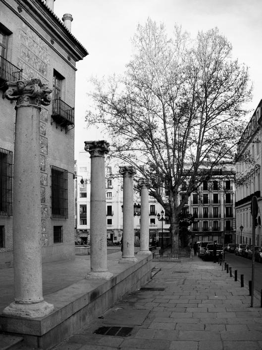 La calle Infantas