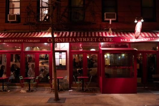 The Cornelia Street Café