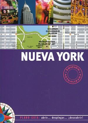 Plano-Guía de Nueva York