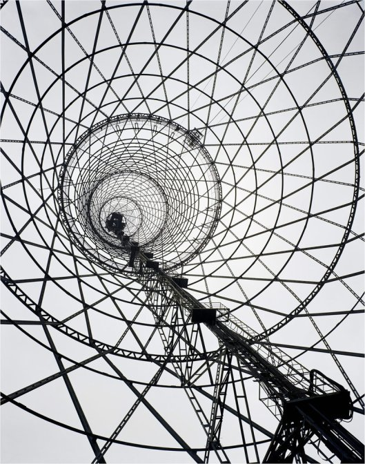 Torre de radiodifusion Shábolovka