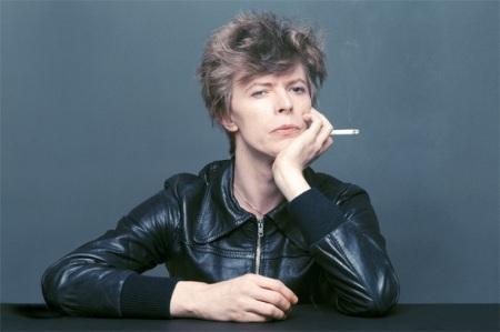 Bowie por Sukita