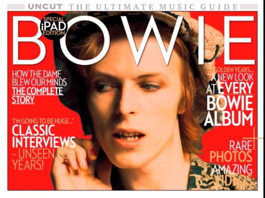 Portada Uncut Bowie 3