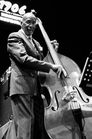 The Golden Striker Trio (Ron Carter, Donald Vega y Russell Malone) en el Teatro Lara.