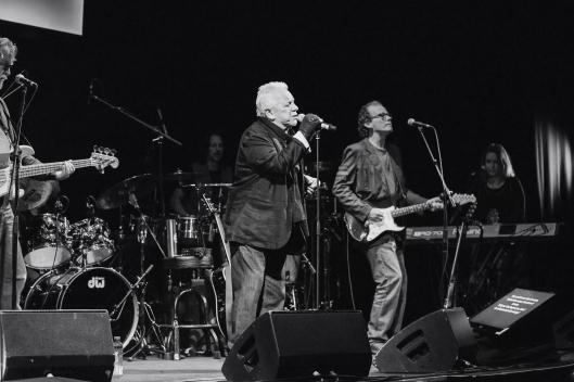 Eric Burdon y su banda ofrecieron una gran noche al público madrileño.