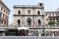 Iglesia de San Antonio, en via Roma.