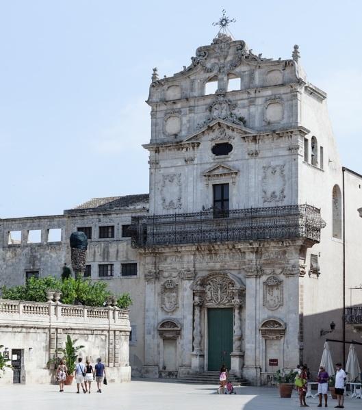 Santa Lucia alla Badia.