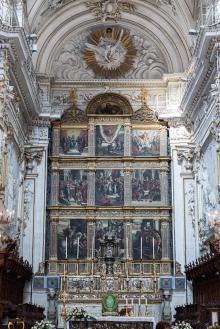 Retablo de San Giorgio.
