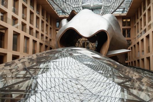 DZ Bank, de Frank Gehry.