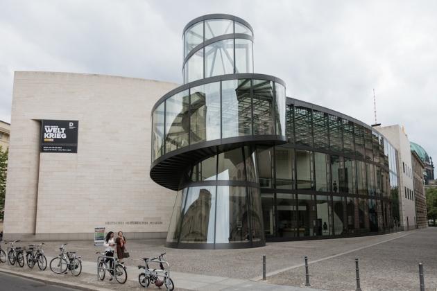 Museo de Historia (de I. M. Pei).