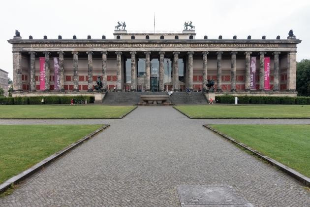 Altes Museum.