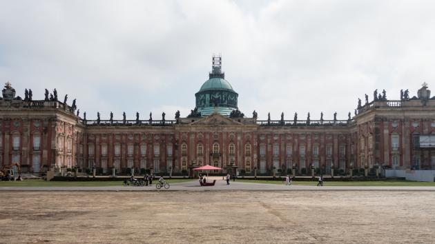 Nuevo Palacio de Sanssouci.