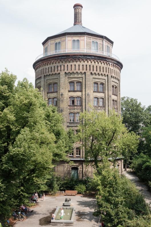 Wasserturm.