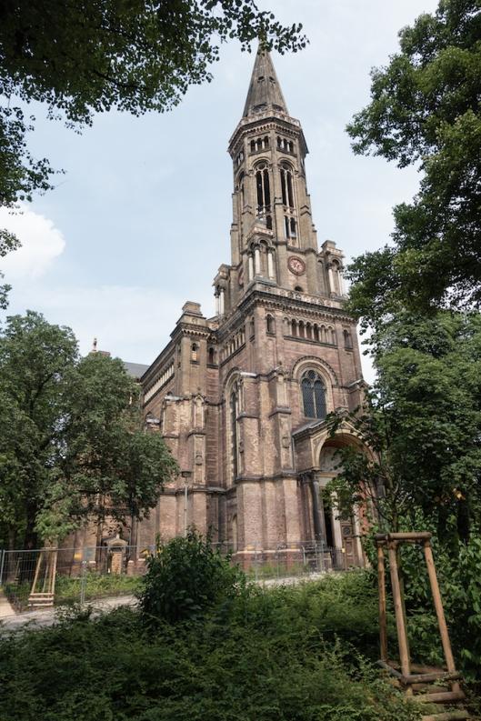 Zionskirche.